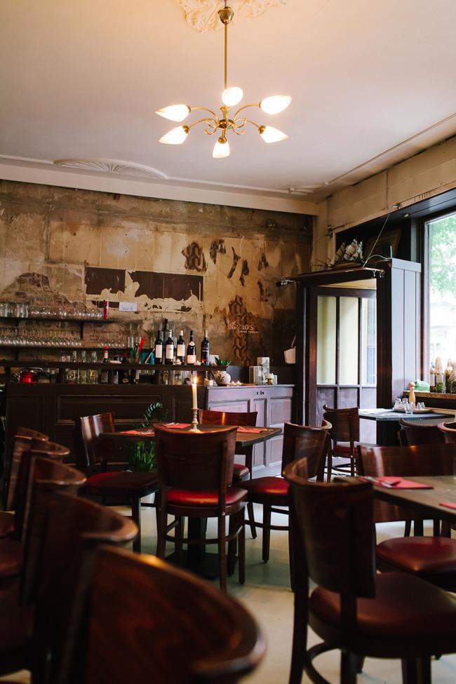 Feliu restaurant