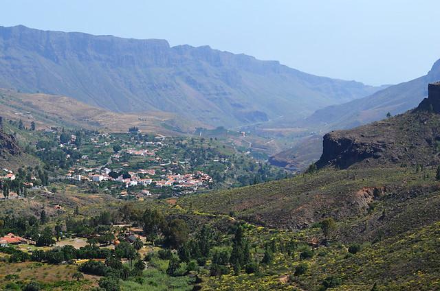 Fataga Gorge, Fataga, Gran Canaria