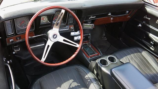 1969 chevrolet camaro ss convertible interior flickr for Interior 86 camaro
