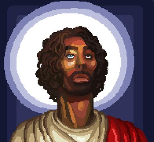 Jesus in a Digital Age. David Cherry.