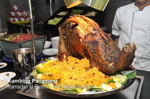 Ramadan at Eastin Hotel Petaling Jaya