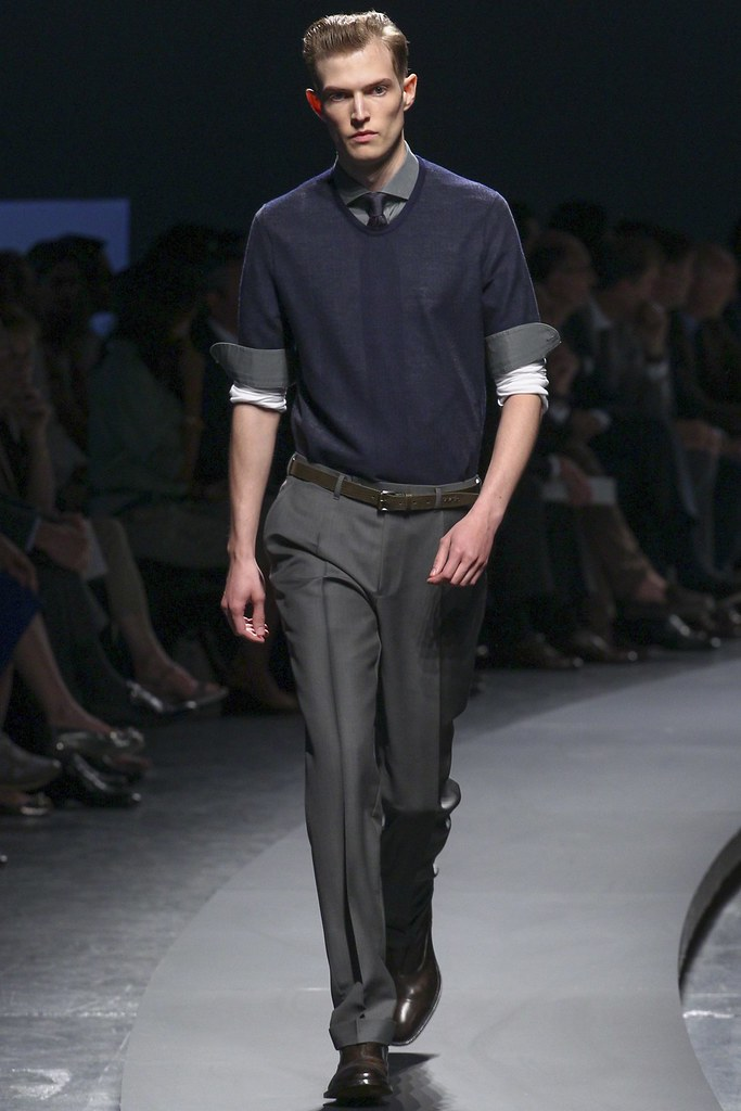 SS14 Milan Ermenegildo Zegna015_Adrian Bosch(vogue.co.uk)