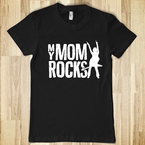 My Mom Rocks by busboy4