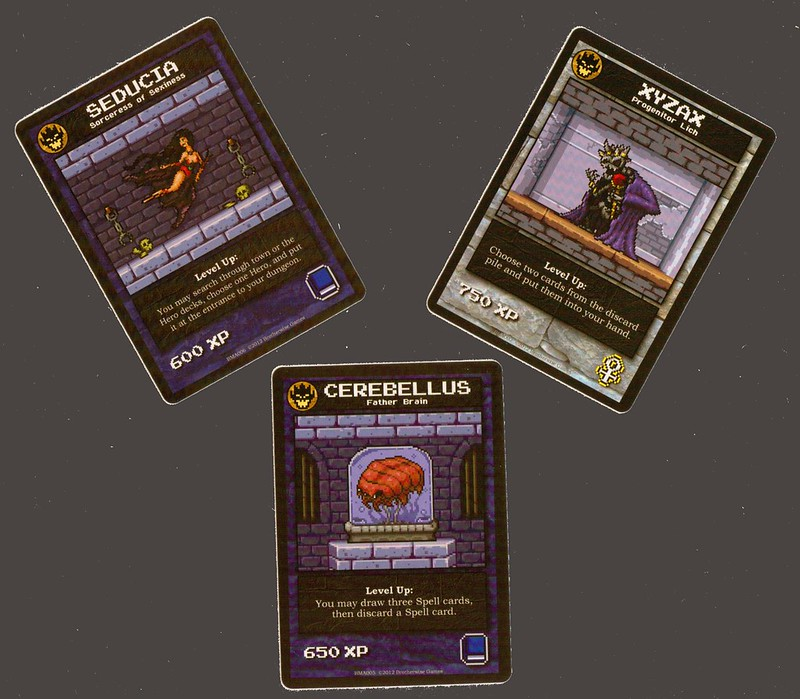 Brotherwise Games Boss Monster cards