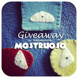 Giveaway mostruoso banner