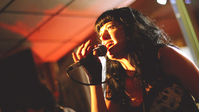 Bad Music for Bad People: 13 July 2013 Lobotomy Room ... Featuring Empress of Fur