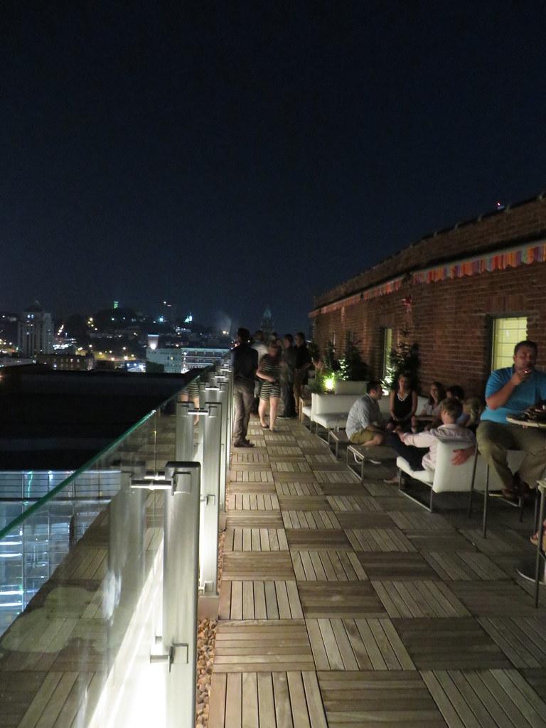21c Cocktail Terrace