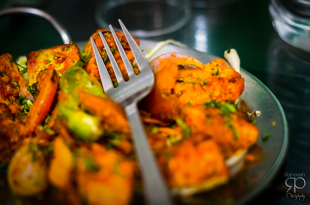 Paneer Tikka - A Tasty Indian Dish