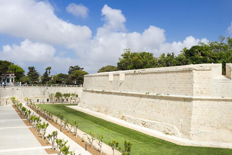 Mdina Wall - Malta