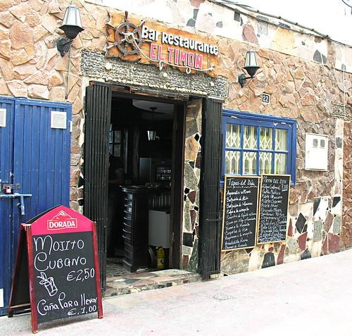 El Timon, El Medano