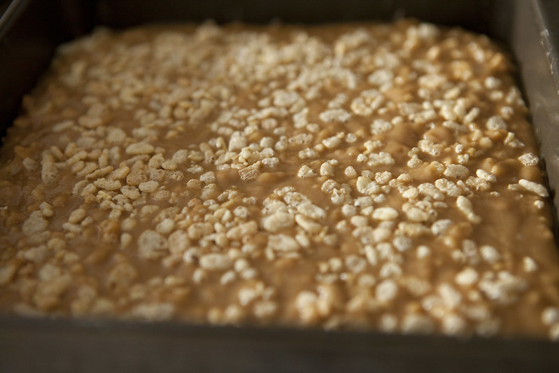 Crispy Peanut Butter FudgeIMG_4348