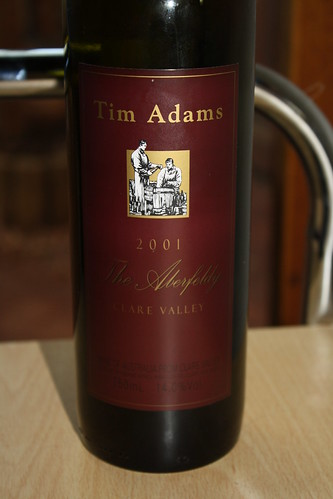 Tim Adams 2001 Aberfeldy