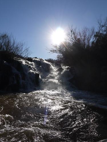 Foto del Salto del Moconá