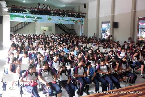 Comemoração do Dia dos Estudantes by cnsamanaus