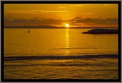 The Sun has risen over Moreton Island-1=