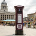 at800 Postbox Nottingham