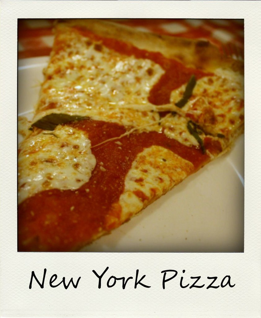 polaroid of the week new york pizza