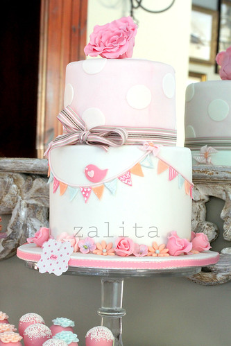Hannah's first birthday by {zalita}