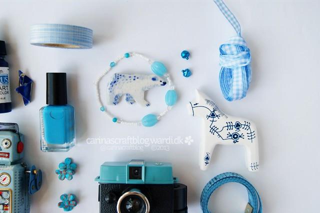 Random things that are blue