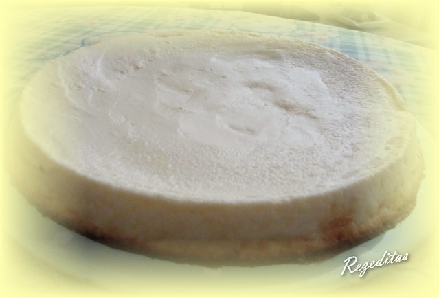 TARTA DE QUESO Y YOGUR LIGHT Y RAPIDA
