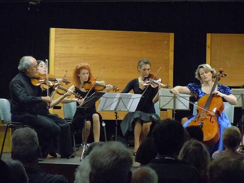 Concerto in France