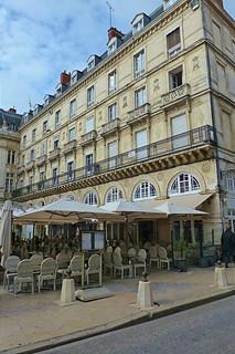 La Rochelle: Café de la Poste
