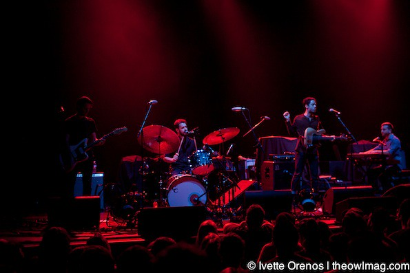 PAPA @ The Wiltern, LA 9/19/13