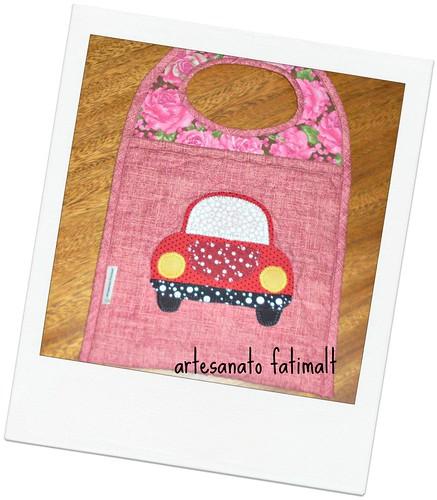 lixeirinha de carro by fatimalt