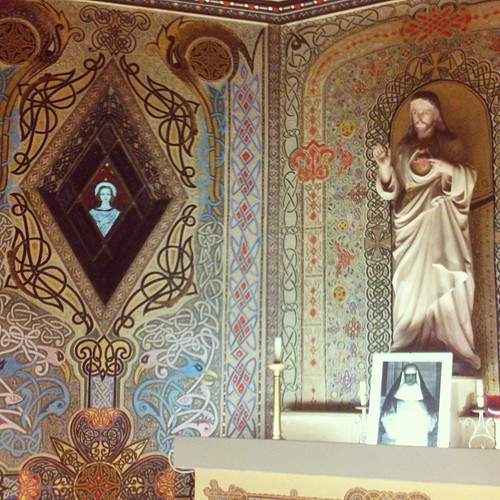Oratory of the Sacred Heart, Sr. Concepta Lynch, Dun Laoghaire