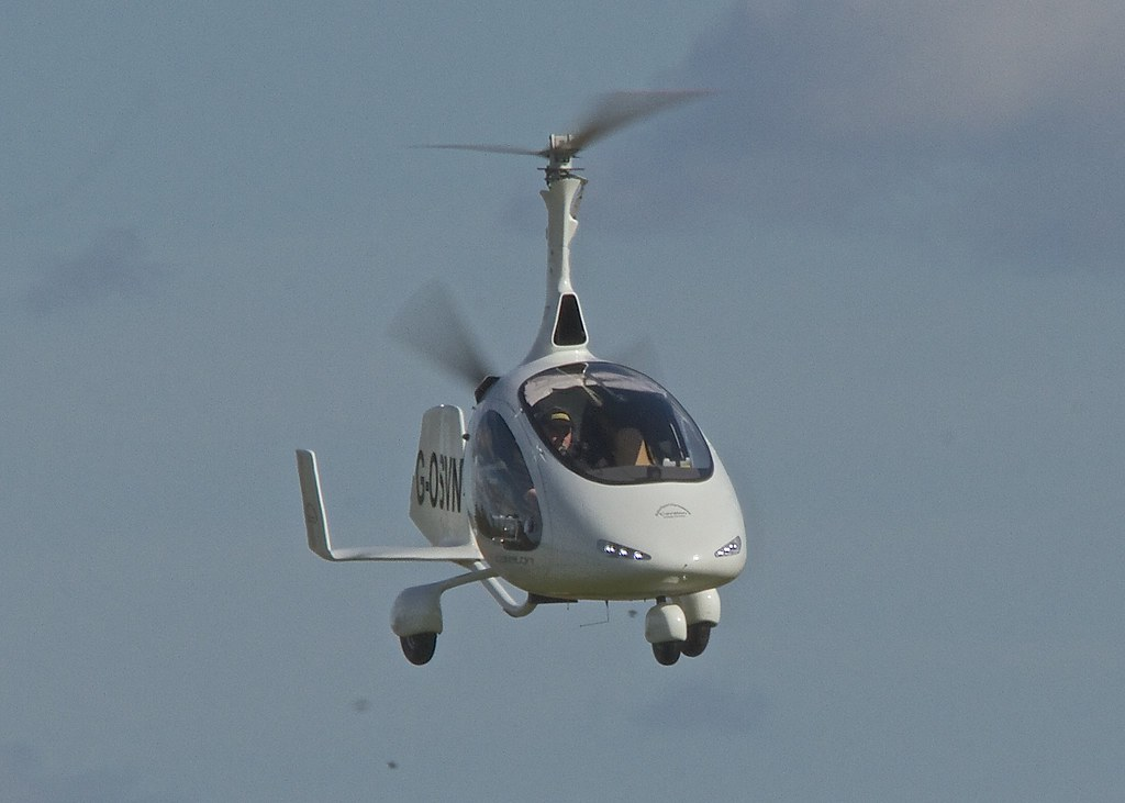 Rotorsport 'Cavalon' gyroplane c/n RSUK/CVLN/007 (G-OSVN