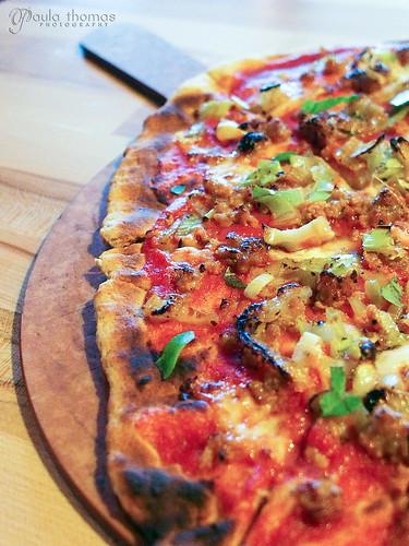 Finocchiata Pizza