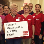 Maine nurses say Obamacare doesn't go far enough, argue for universal coverage