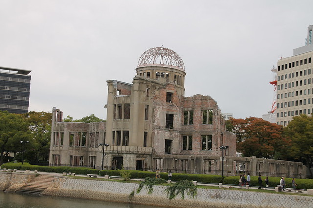 Japan Day 14: Hiroshima