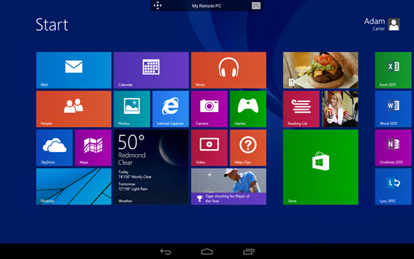 Remote-desktop-for-Android