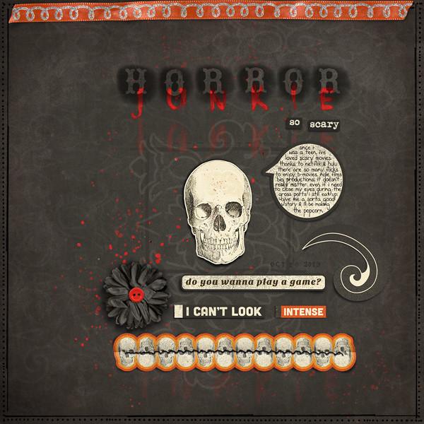 Horror Junkie