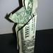 Dollar bill vampire by FJ Contreras