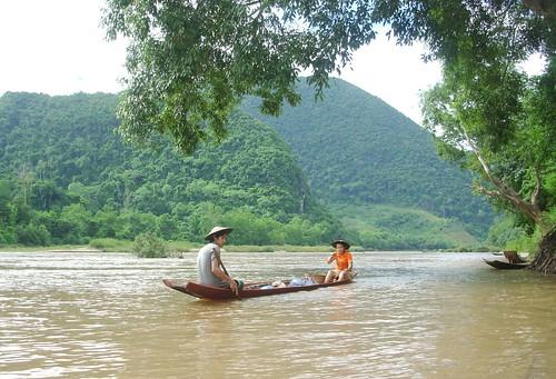 Nong Khiaw-Ngoi-bateau (42)