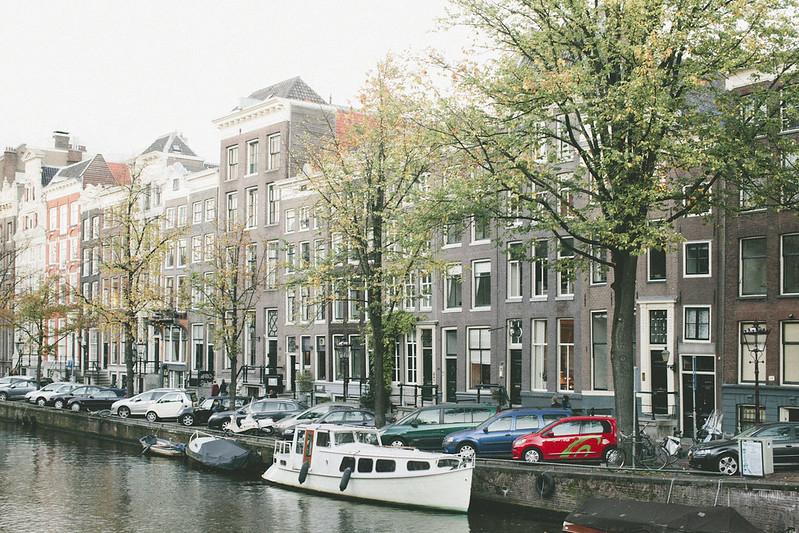amsterdam, day one.