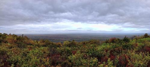 statepark park autumn panorama mountains fall pennsylvania poconos bigpocono