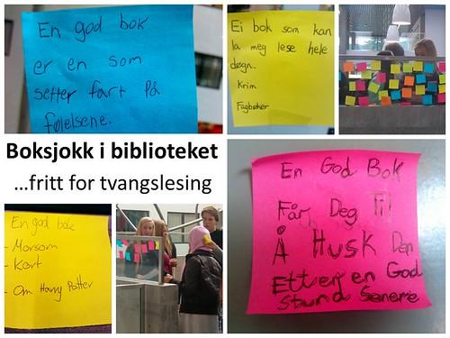 Drammen vgs - biblioteket