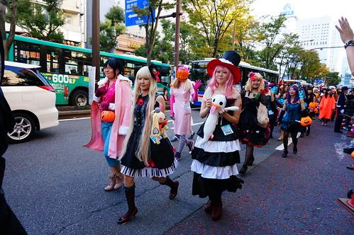 Kawasaki Halloween Parade 2013 119