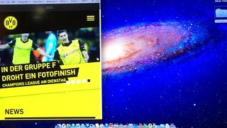 BVB.de: Die neue Website