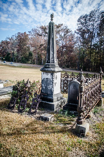 Thomas Chappell Grave