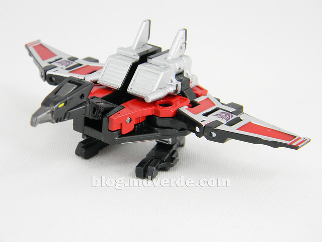 Transformers Laserbeak Masterpiece - modo condor