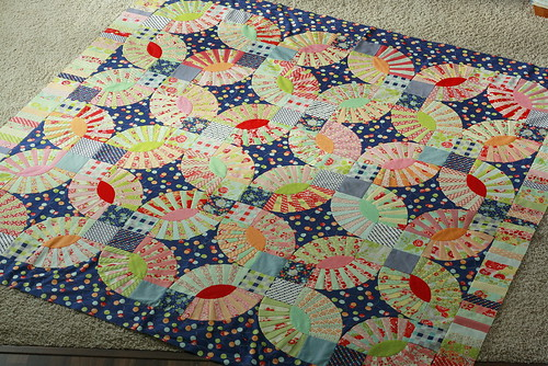Gypsy Kisses Quilt