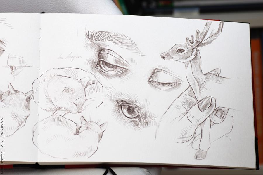 My sketch flash mob