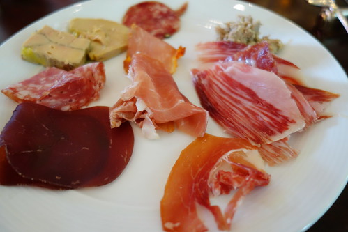 My cold cuts platter - Bar & Billiard Room - Champagne Brunch