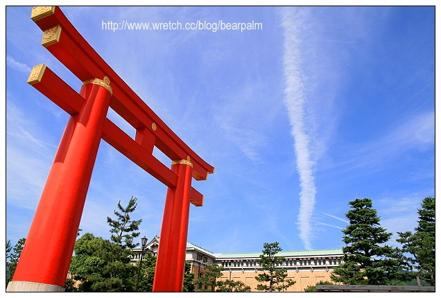 【夏.京阪Day2-4】京都:平安神宮