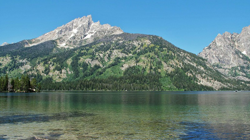 Grand Teton NP ~ Jenny Lake