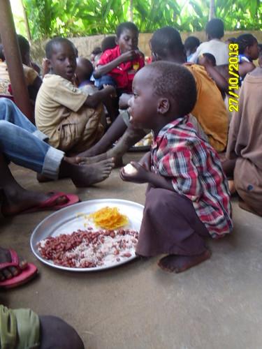 Kikambala Feeding Station